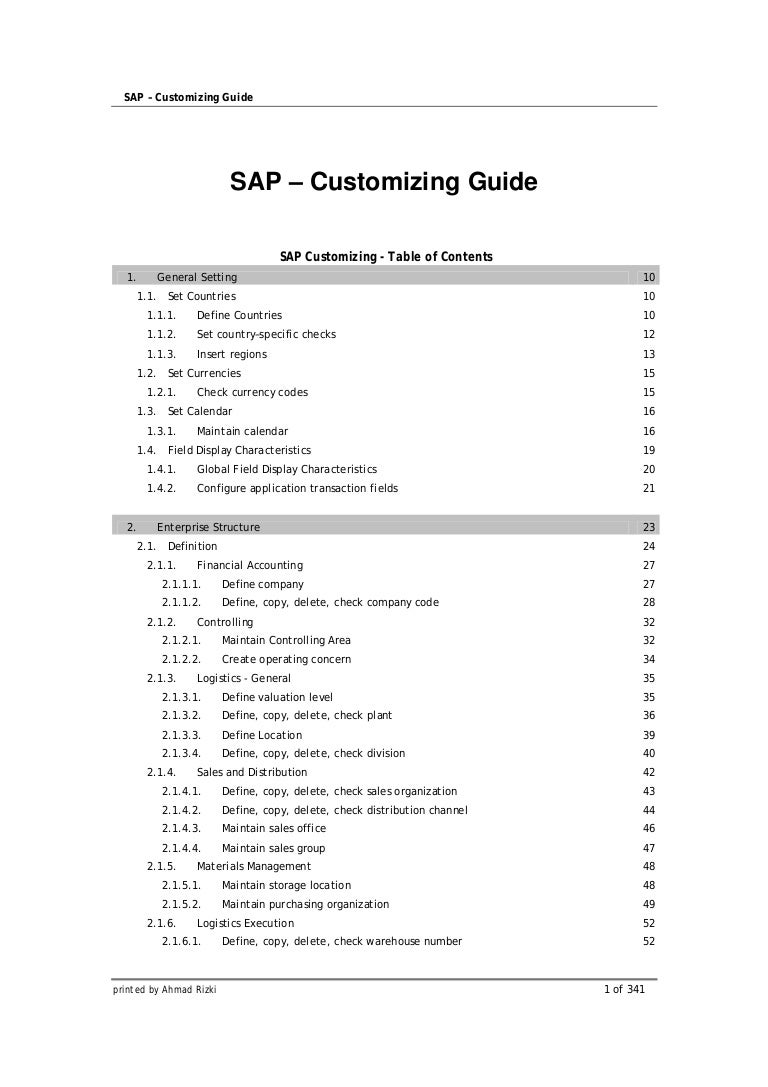 sap configuration guide rh slideshare net Cisco 891 Configuration Guide NetApp Configuration Guide