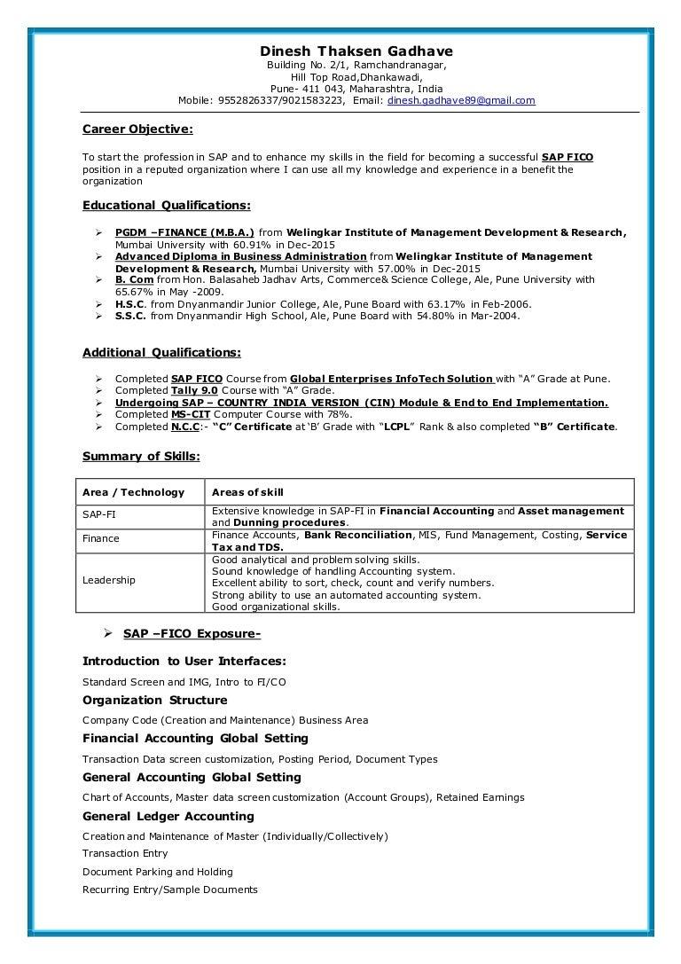 MyEssayHelp   Buy Customized Essays Online sap fico retail resume ...
