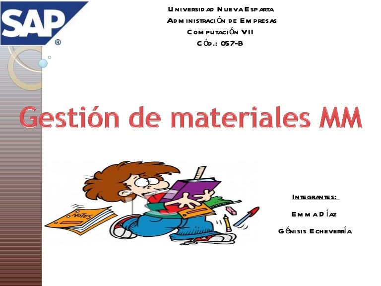 sap mm rh es slideshare net modulo mm sap manual manual mm sap español gratis