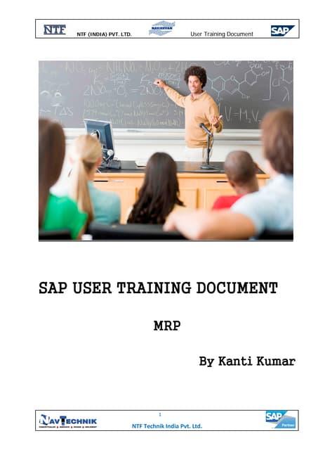 SAP PP MRP Guide for Beginners
