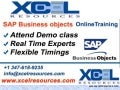 Sap business objects online training attend demo class