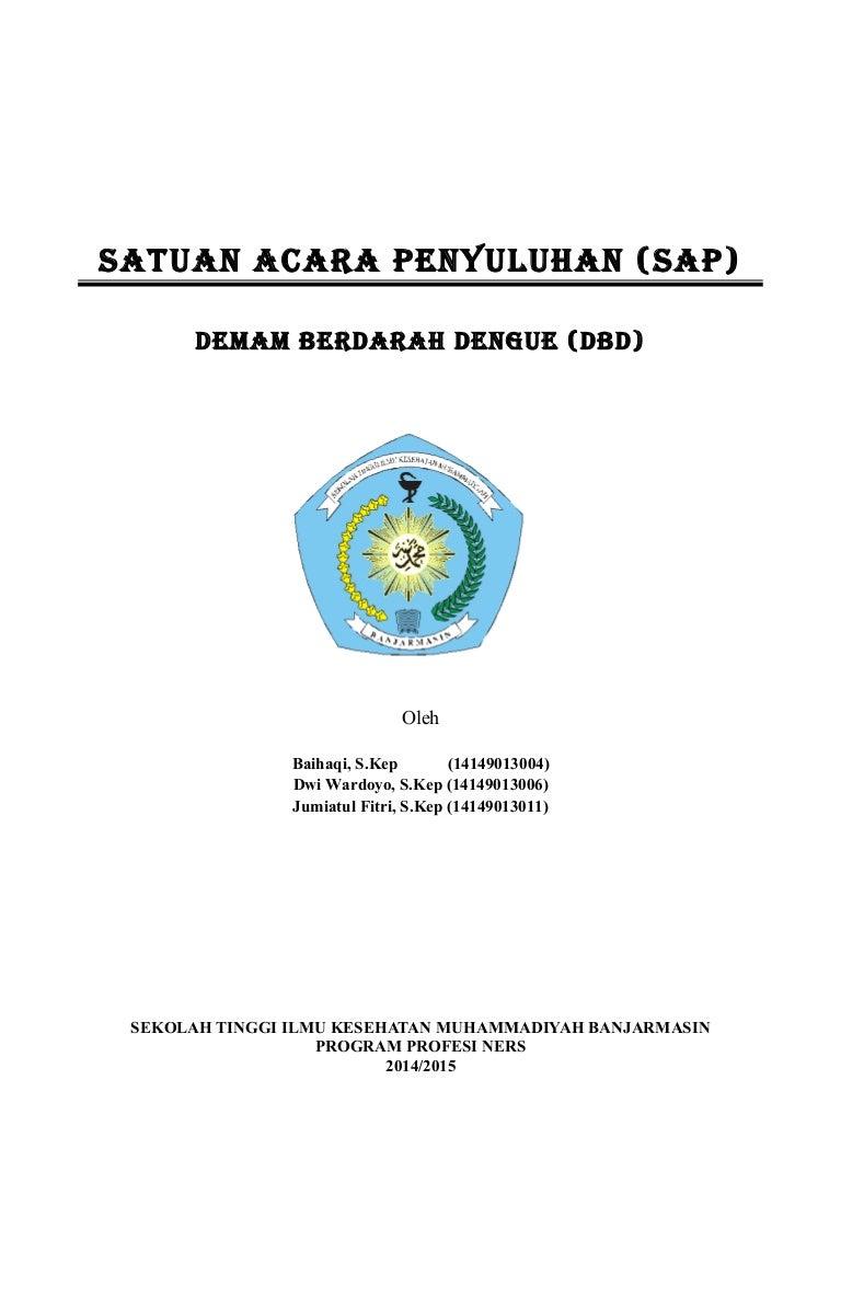 Sap demam berdarah leaflet ccuart Image collections