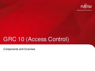SAP GRC 10 Access Control