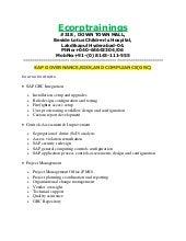 Sap hana – software development on sap hana (e book ha450 en