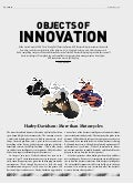Objects of Innovation