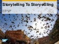How Marketing Through Stories Can Engage & Captivate Audiences