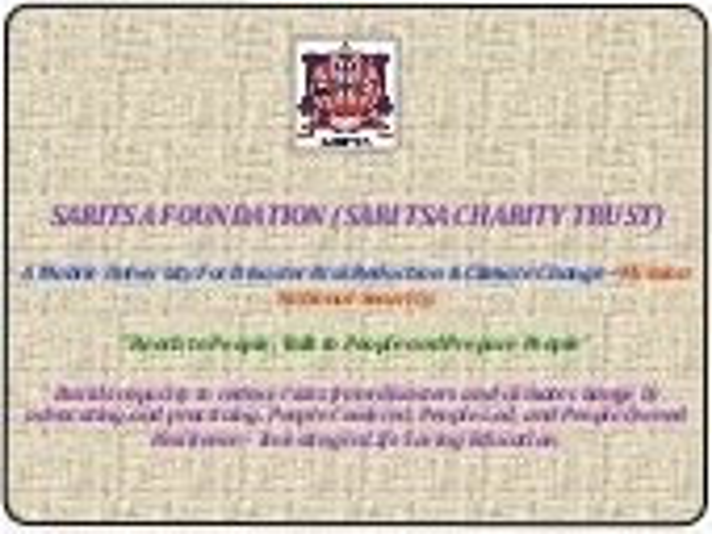 Saritsa foundation prepares community groups of ccdt bandra 18 to 19 october 2014.