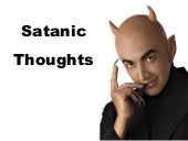 Satanic Thoughts