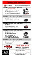 GMC Deals For Akron Saturn Owners