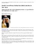 10/22/11 Saudi Crown Prince Dies In New York
