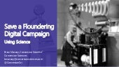 Save a Floundering Digital Marketing Campaign