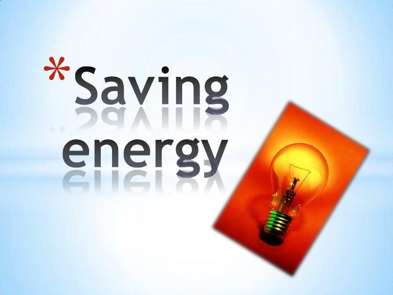 Ppt on power saving.