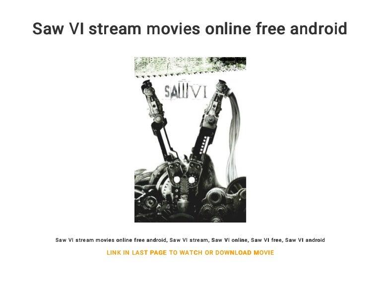 Saw Vi Stream