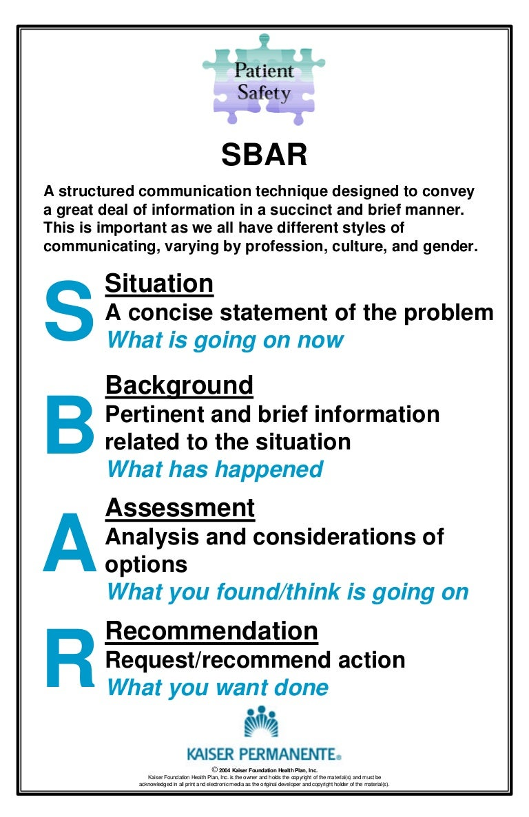 پوستر Sbar