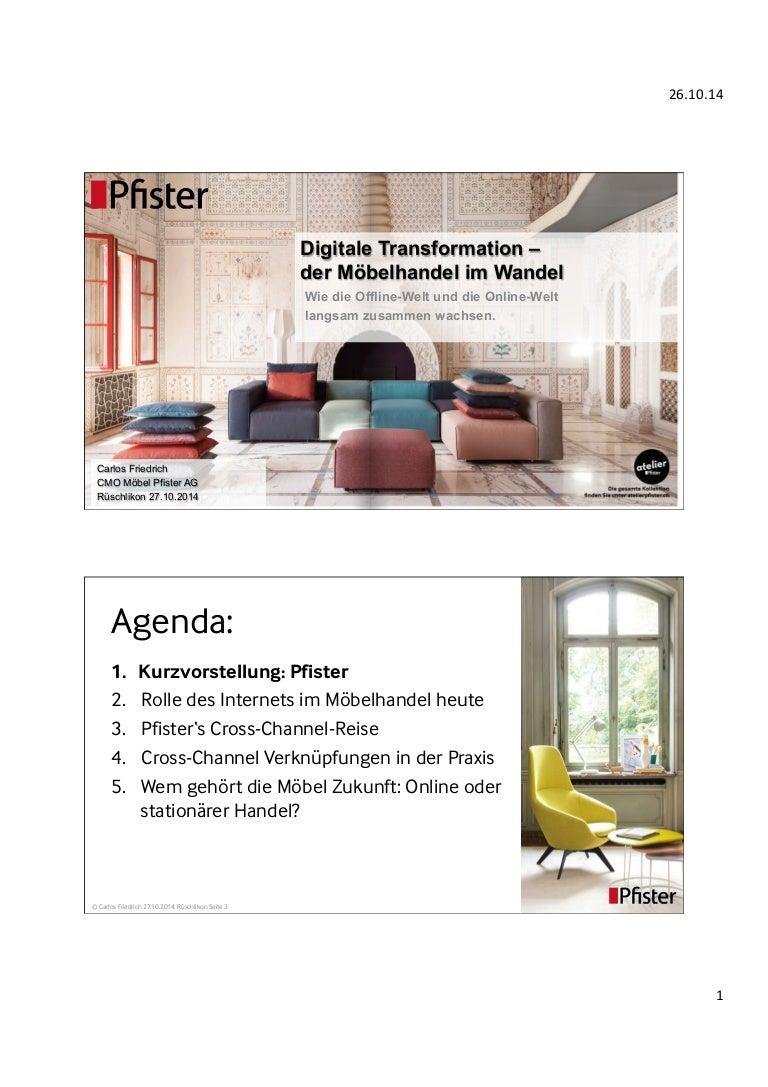 6a85a36702f5aa Sbd 14 Digitale Transformation Im B2c Bei Der Möbel Pfister Ag
