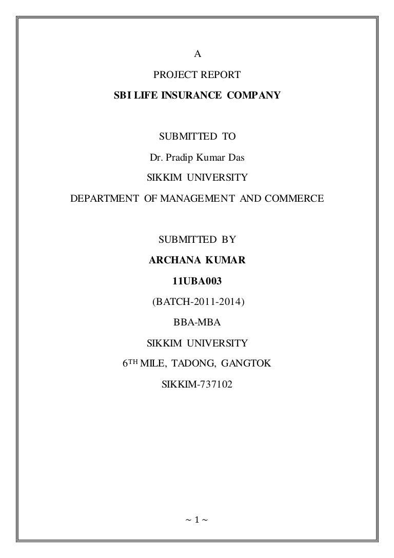 Sbi Life Insurancecom