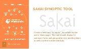 Sakai Synoptic Tool - Entornos de Formación