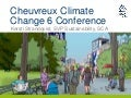 SCA presentation Cheuvreux Climate Change 6 conference