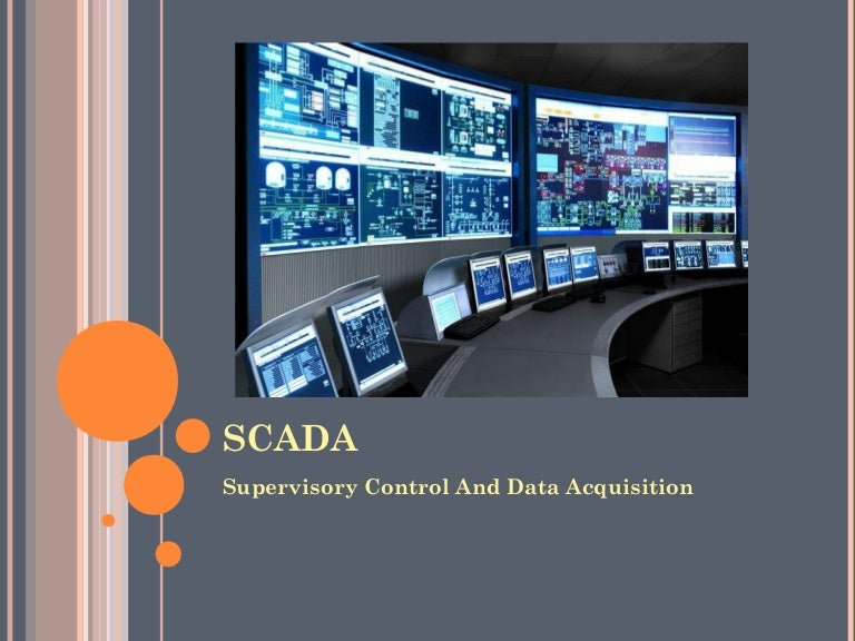 Distributed control systems (dcs) dcs vs. Plc vs. Scada (powerpoint).