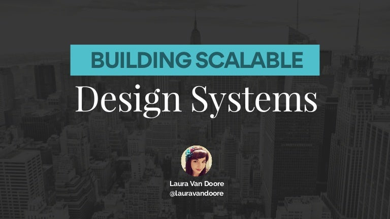 Scalable Design Systems With Sketch
