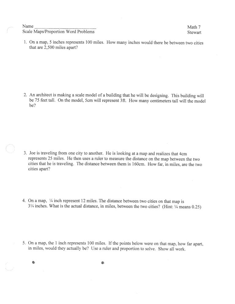 Word Problem Worksheet apexwindowsdoors – Proportion Math Worksheets
