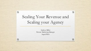 Building Your Business with Recurring Revenue