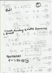 detailed solutions 2012 q paper dse delhi school economics