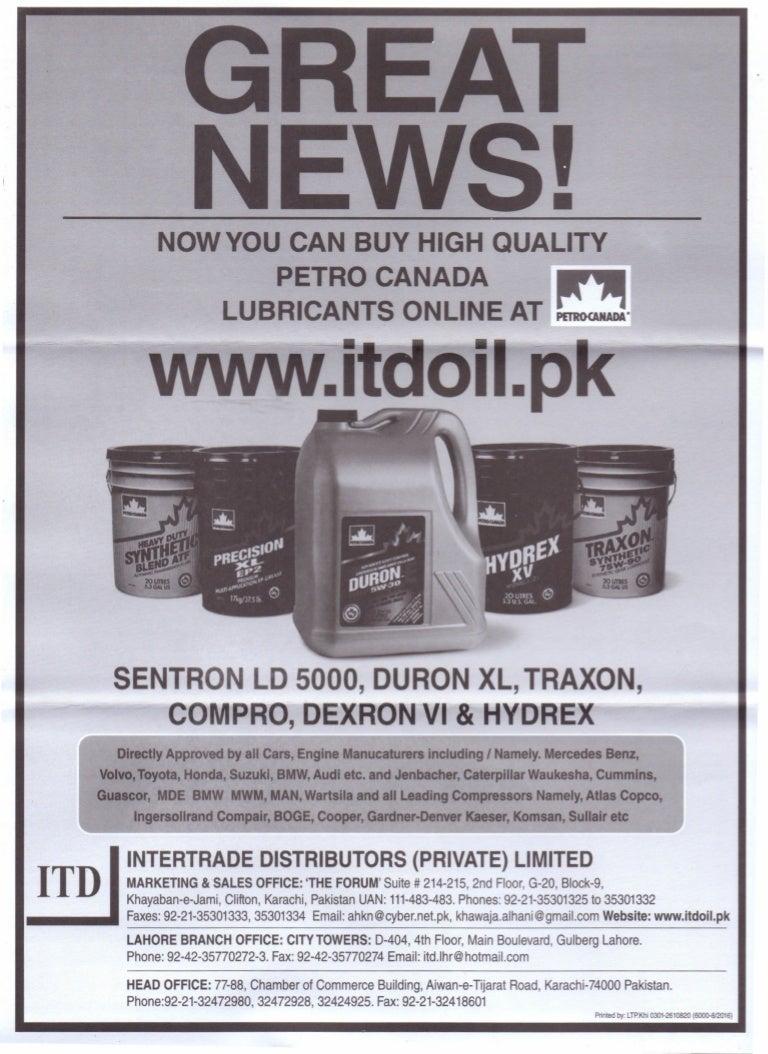 Petro Canada Lubricant Online In Pakistan Mercedes Benz Lubricants