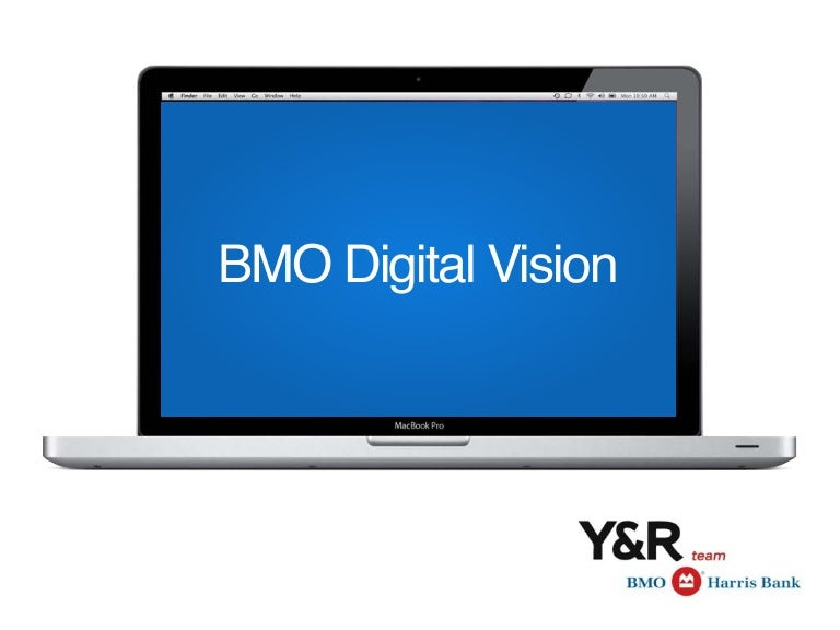 Digital Planning for BMO Harris Bank