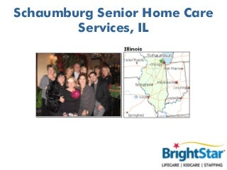 Senior Home Care Services in Schaumburg, IL