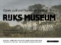 Open Cultural Heritage Data @ the Rijksmuseum