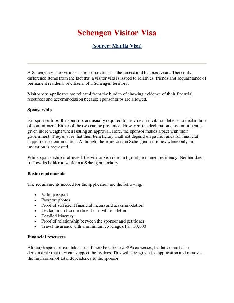 SlideShare  Immigration Sponsorship Letter
