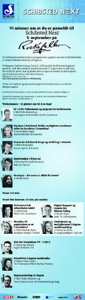 190905 Schibsted next - program