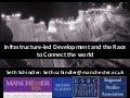 Infrastructure-led Development and the Race to Connect the world