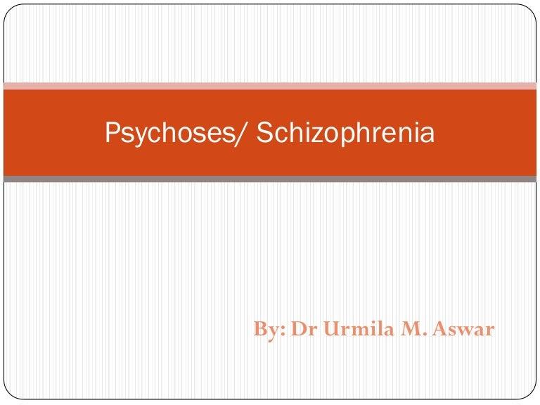 Pathophysiology Of Schizophrenia