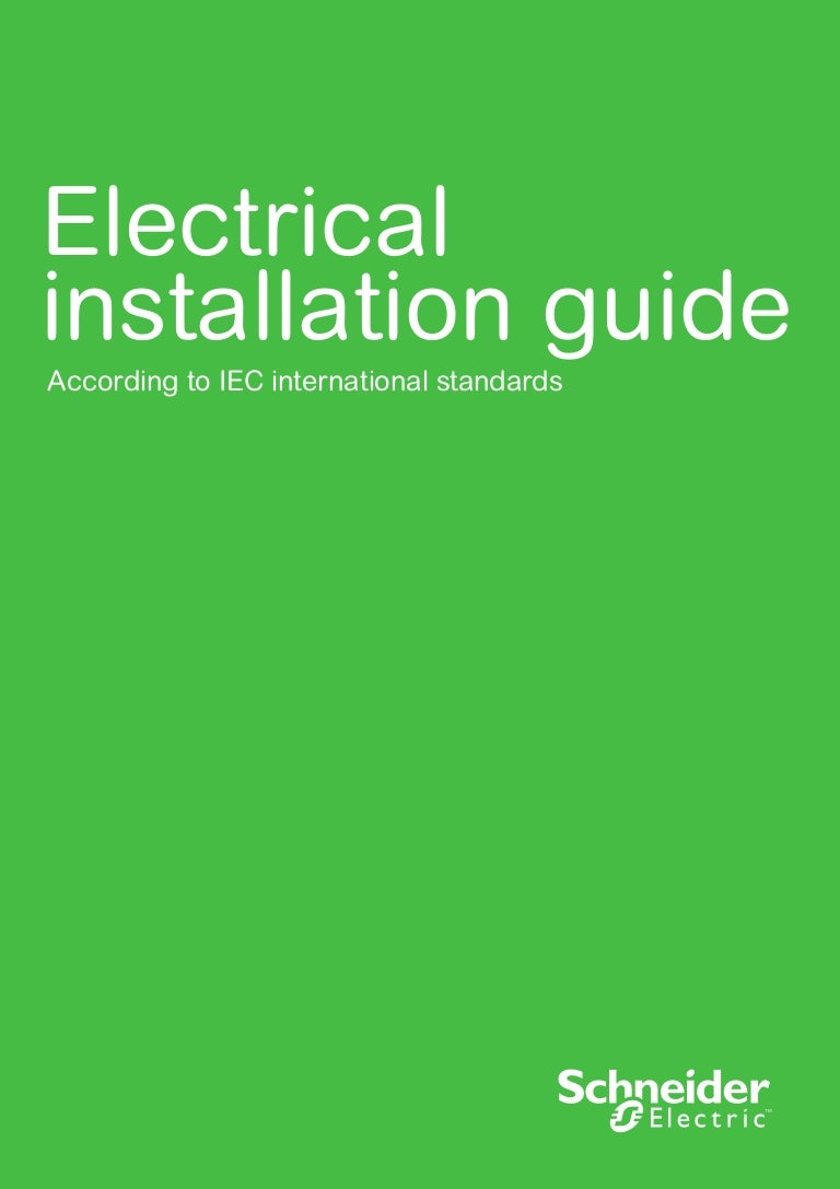 schneider electric electrical installation guide 2016 rh slideshare net