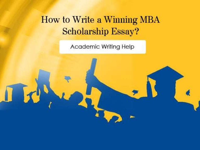 Tips for a Winning MBA Scholarship Application   TopMBA com ThurstonTalk