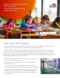 LLumar Security Film for Long Island Schools
