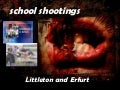 School shooting erfurt and littleton