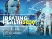 IDEATING HEALTH2030
