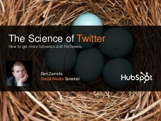 Science Of Twitter 2013