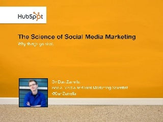 The Science of Social Media Marketing