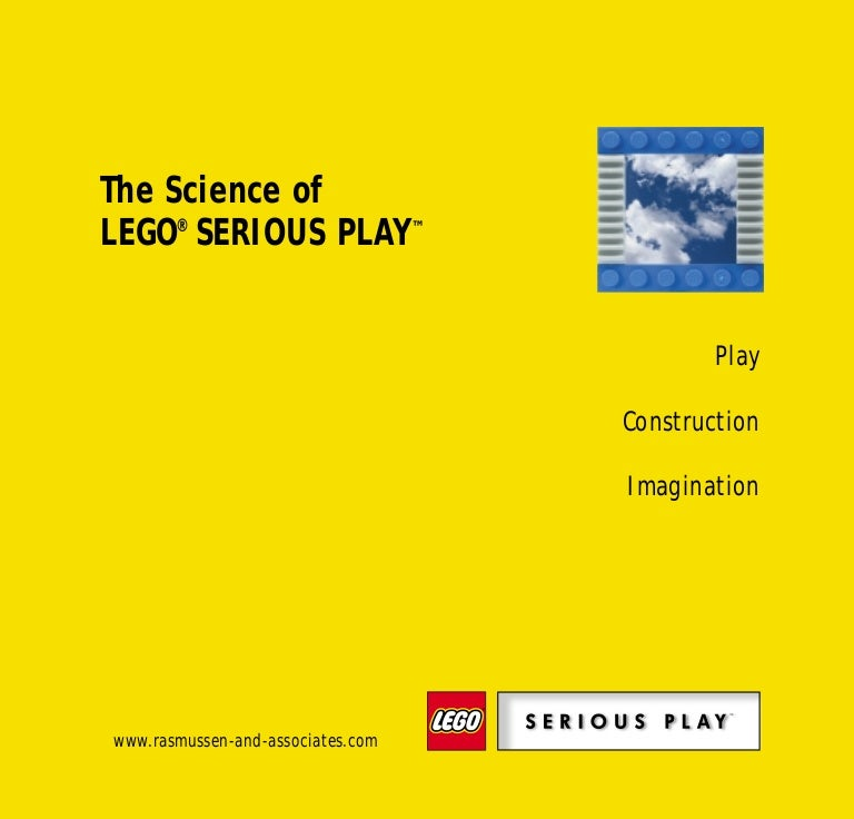 Science Of LEGO Serious Play LSP - 16 imaginative lego ads that celebrate the power of fantasy 2