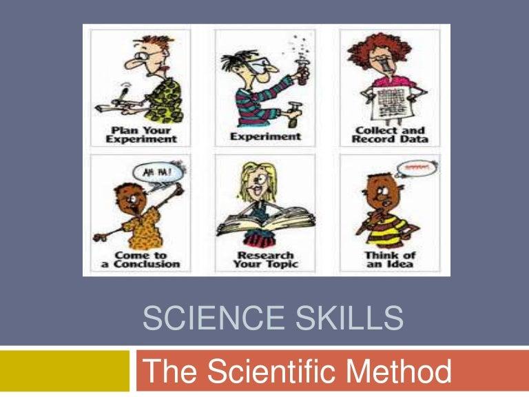 Science Skills – Science Skills Worksheets