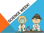 Science week 2017