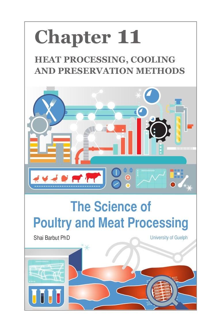 Sci poultryandmeatprocessing barbut - 11 heating cooling & pres…