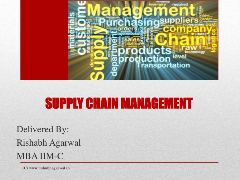 procurement and supply chain management 2 essay Company management has to decide on the strategic supply chain policies with regards to suppliers reducing the purchasing spend for a company can directly relate to an increase in profit and strategically there are a number of decisions that can be made to obtain that result.