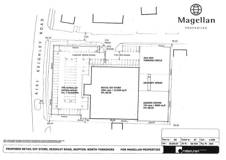 Scott retail store layout for Online store design