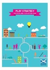Scottish govt play strategy and action plan