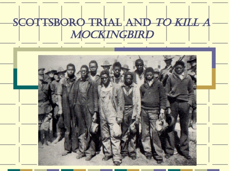 the scottsboro trials essay Saved essays save your essays here so you can locate them quickly early childhood we think that the novel to kill a mockingbird is very autobiographical because harper lee has based trial scottsboro boys essays the story very my life impacted much on her.